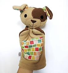 Hračky - Maňuška psík - Havino od Tehličkovej ulice - 11167949_
