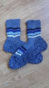 Obuv - ponožky veľ. 40- 42 - 11168615_