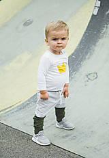 Detské oblečenie - Tepláky Double - 11170097_
