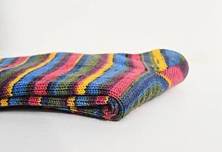 Obuv - Vlnené ponožky - 11169769_