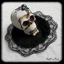 Dekorácie - Gotická dečka - dekorácia - 11167973_