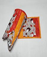 Úžitkový textil - Set do kuchyne - 11171185_