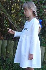 Detské oblečenie - Šatočky Ramia Vtáčik SlovAB - 11170307_