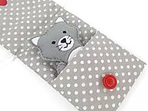 Hračky - Drobnosti v kapsičke pre dievčatá (Mačička) - 11171977_
