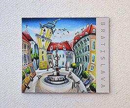 Magnetky - Bratislava Námestie MAGNETKA - 11171262_
