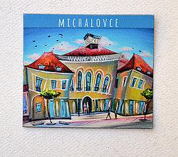 Magnetky - Michalovce MAGNETKA - 11171268_