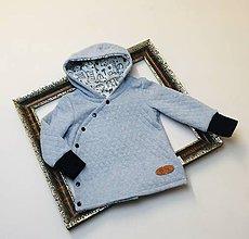 Detské oblečenie - Kabátik obojstranný - 11170788_