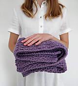 Textil - Vlnená detská deka - 11172151_