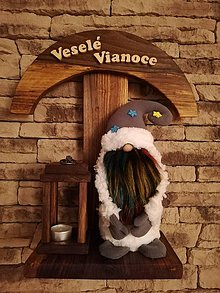 Dekorácie - Vianočná dekorácia - 11173085_