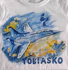 Detské oblečenie - mig 29 - tričko pre fanúšikov rýchlosti... :-) - 11171237_