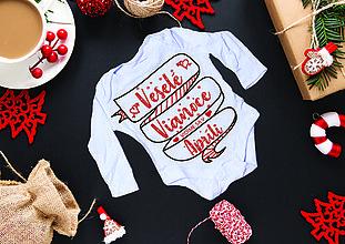 Detské oblečenie - vianočné prekvapko - 11172008_
