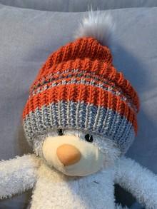 Detské čiapky - Čiapka - 11172045_