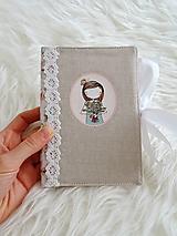 Papiernictvo - Len ja a môj svet - romantický zápisníček - 11173038_