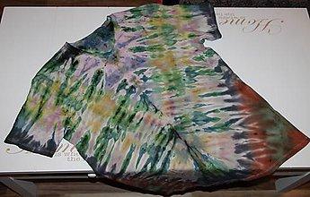 """Oblečenie - Pánske tričko, veľkosť XL, """"V"""" - 11172565_"""