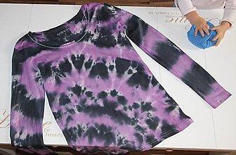Tričká - Dámske tričko s dlhým rukávom, S - 11172999_