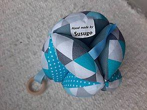 Hračky - Susugo úchopová lopta. - 11172530_