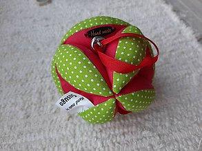 Hračky - Susugo úchopová lopta. - 11172542_