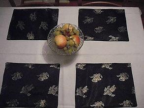 Úžitkový textil - Rowan - vianočné priestieranie - 11170390_
