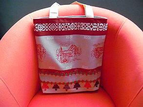 Nákupné tašky - Birte II. - ekologická nákupná taška - 11170414_