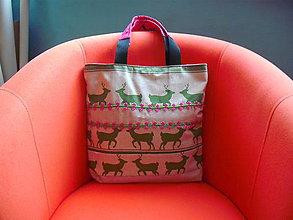 Nákupné tašky - Birte - ekologická nákupna taška - 11170631_