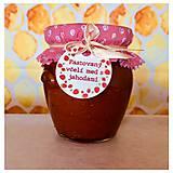 Potraviny - Pastovaný včelí med s jahodami - 11175147_