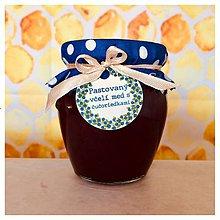 Potraviny - Pastovaný včelí med s čučoriedkami - 11175158_