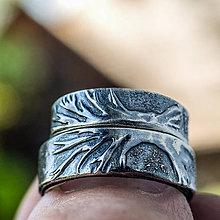 Prstene - Spoločné plynutie v letokruhoch (Špeci verzia so stromom) - 11176031_