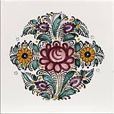 Dekorácie - Obkladačka s plným dekórom - 11173763_