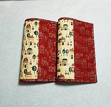 Úžitkový textil - Prestieranie domčeky - 11176297_
