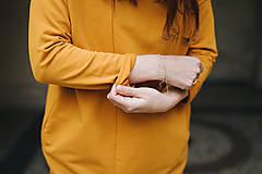Mikiny - Mikina Yellow Autumn - 11174568_