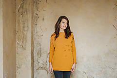 Mikiny - Mikina Yellow Autumn - 11174569_