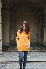 Mikiny - Mikina Yellow Autumn - 11174571_