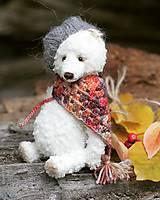 Hračky - Polárna medvedica - 11173304_