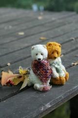 Hračky - Polárna medvedica - 11173305_