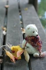 Hračky - Polárna medvedica - 11173320_