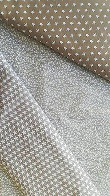 Textil - VLNIENKA DEKA a PRIKRÝVKA 100 % merino top super HVIEZDIČKY BEIGE 135/140/145/150 cm x 210 cm - 11175215_