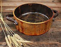- Forma na pečenie chleba - medové slnko - okrúhla - 11175500_