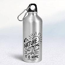 Nádoby - Turistická fľaša - 11173299_