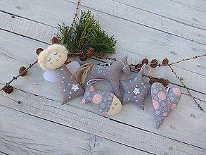 Dekorácie - Vianočné ozdôbky - 11173657_