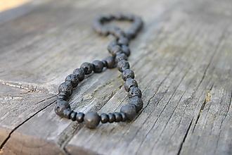 Náhrdelníky - BE NATURE 35 náhrdelník - 11175553_