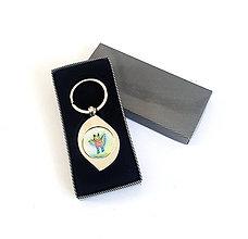 Kľúčenky - Kľúčenka RAVY pre ZUŠ - 11173968_