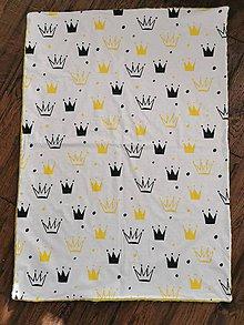 Textil - Detská deka - 11176796_