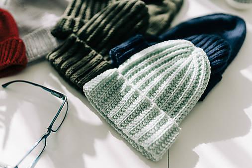 Iné oblečenie - Merino čiapky - 11173848_