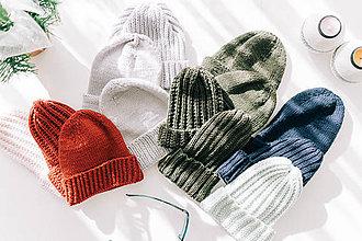 Iné oblečenie - Merino čiapky - 11173847_