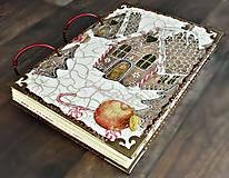 Papiernictvo - Vianočný receptár/Recepty/ Vianoce-odoslanie ihneď - 11176653_