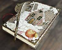 Papiernictvo - Vianočný receptár/Recepty/ Vianoce-odoslanie ihneď - 11176654_