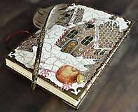 Papiernictvo - Vianočný receptár/Recepty/ Vianoce-odoslanie ihneď - 11176655_