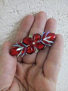 Iné šperky - Handmade vlasová spona - 11173784_