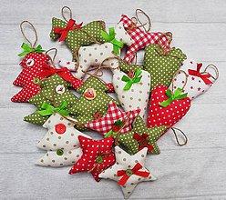 Dekorácie - Farebné Vianoce 2019 - 11173330_