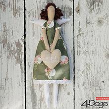 Bábiky - Strážny anjelik - 11174160_